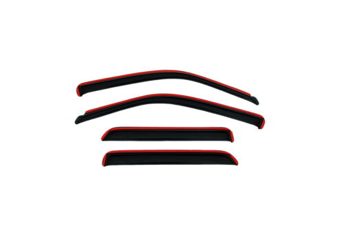 Auto Ventshade 194944 Ventvisor; In-Channel Deflector 4 pc 06-11 Civic