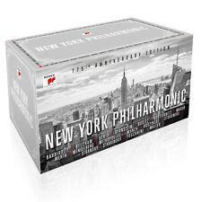 NEW YORK PHILHARMONIC ORCHESTRA - 175TH ANNIVERSARY EDITION  65 CD NEU