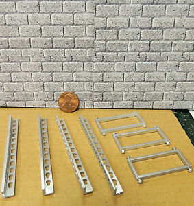 ONE GREY TIRE RACK GARAGE ACCESSORIES FOR DIORAMA 1:24 (G) Scale NEW NO BOX