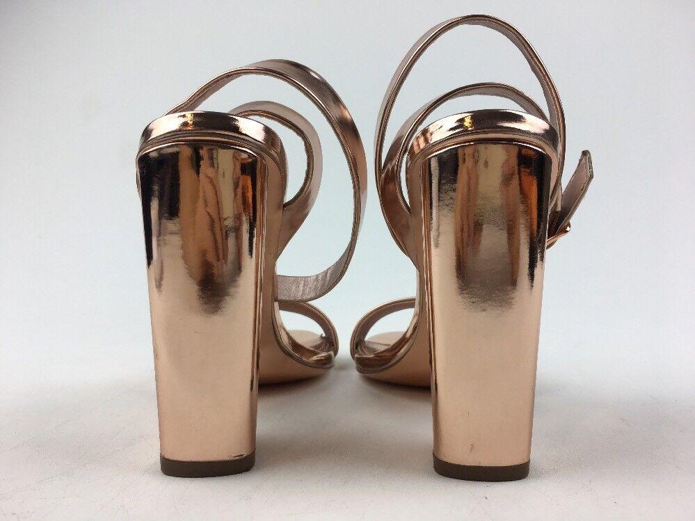 Steve Madden damen Treasure High Heel Sandal schuhe, schuhe, schuhe, Rosa Gold, Größe US 6 231 53569f