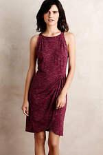 NEW ANTHROPOLOGIE Lisette Tie Waist Dress M Medium by Maeve