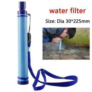 Portable-Outdoor-Wasserfilter-Ultrafiltration-Wasseraufbereitung-Stroh-Nett-V7Y2