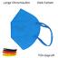 Indexbild 30 - ✅5 Stk FFP2 Maske Bunt Farbig 5-Lagig Atemschutz DEUTSCHER HÄNDLER ✅ TÜV ✅ CE ✅