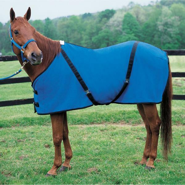 WESTERN OR ENGLISH SADDLE HORSE WEAVER POLAR FLEECE SHEET COOLER  76  78   new branded