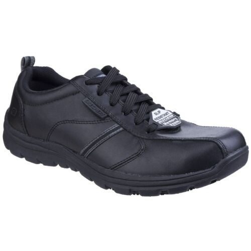 pelle Hobbes Scarpe in foam memory in Frat antiscivolo Shoes ginnastica da Work Skechers 8IqZqd