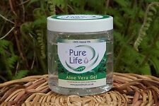 ALOE VERA GEL , 99.9% Pure  UK Free Delivery. 100g and  250g