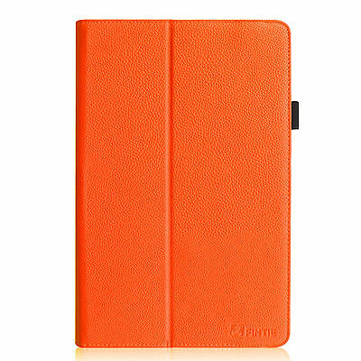 """For Samsung Galaxy Tab S 10.5"""" Leather Case Cover + Bluetooth Keyboard + Bundles"""