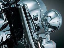 Kuryakyn 926 Tear Drop Tie Down Motorcycle Mounts Harley Softail 1986-2015