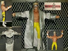 Wwe Mattel Elite Sting Custom Flashback Wrestling Figure playable wcw with robe