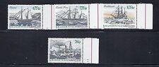 GREENLAND 2003 SAILING SHIPS (Sc 416-19) VF MNH
