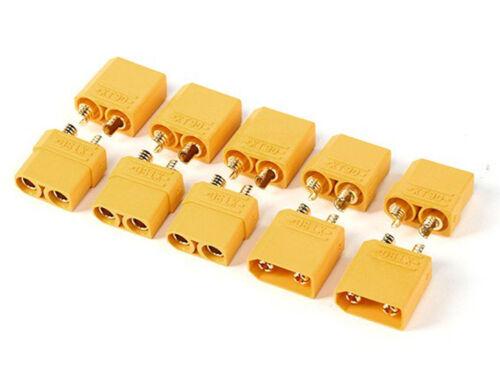 Male//Female Pairs AMASS XT30 XT30U XT60 XT60U XT90 RC BATTERY CONNECTORS PLUGS