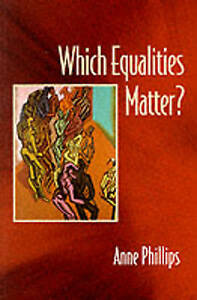 Which-Equalities-Matter-by-Phillips-Revd-Dr-Anne-Paperback-book-1999