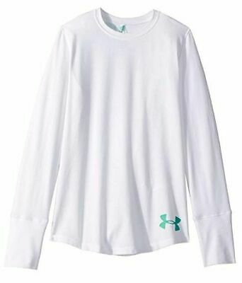 Under Armour Unisex Kids Finale Layer Long-Sleeve Shirt