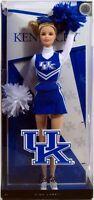 Barbie Collector University Of Kentucky Doll 2012 Mattel Pink Label Wildcats