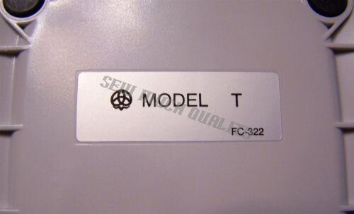 FOOT CONTROL PEDAL Brother BX2925PRW CE1100PRW CE4400 CE5000 CE5500 CE7070PRW