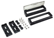 STEREO RADIO CD PLAYER INSTALLATION MOUNTING KIT W COVER 96-2013 HARLEY TOURING