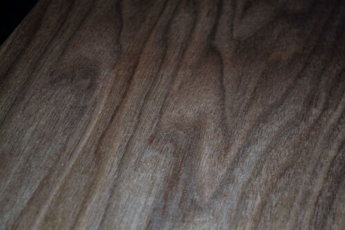 Walnut Raw Wood Veneer Sheets 7 x 41 inches 1//42nd                    4711-2