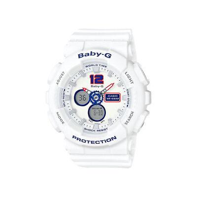 Casio Baby-G Uhr BA-120TR-7BER Analog, Digital Weiß