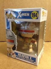 FUNKO POP! X-Men Wolverine WEAPON X Logan #194 Exclusive Vinyl Figure NEW OTHER