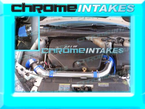 NEW 04 05 06 07 08 CHEVY MALIBU//PONTIAC G6 3.5 3.5L V6 COLD AIR INTAKE B