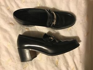Shoes size 55 eu 385 Russell and Bromley real leather black - Dagenham, United Kingdom - Shoes size 55 eu 385 Russell and Bromley real leather black - Dagenham, United Kingdom