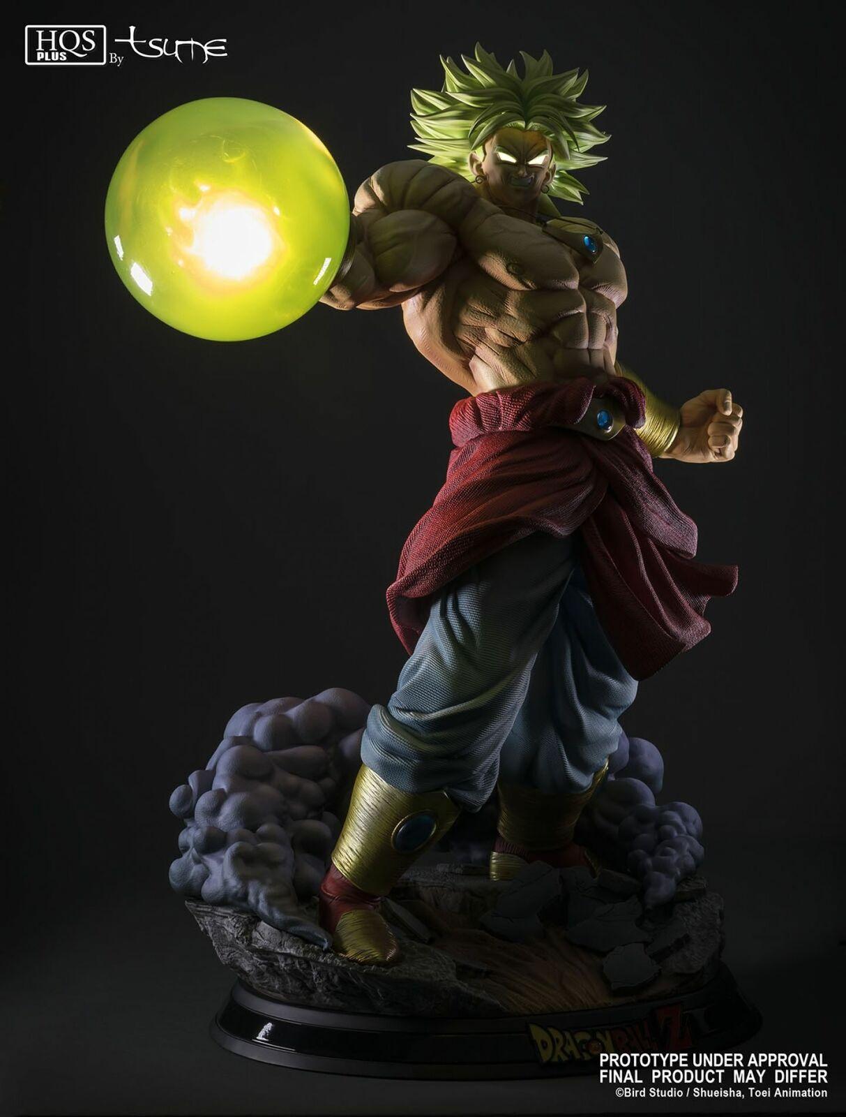Broly - Legendary Super Saiyan King of Destruction Version HQS+ by TSUME DBZ