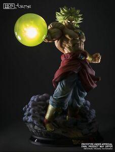 Broly - Le roi légendaire Super Saiyan Of Hss Version Destruction Par Tsume Dbz