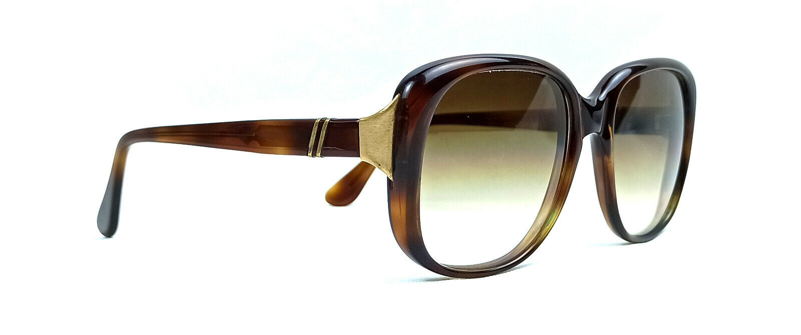 ICONIC 70s SUNGLASSES VINTAGE BREV. LASTES PERSOL MOD.7019 MADE IN ITALY