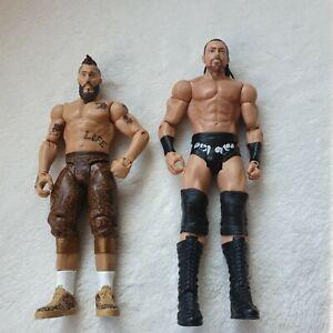 WWE-WWF-Big-Cass-amp-Enzo-Amore-Mattel-Action-Figures