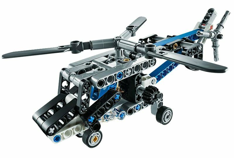 Lego ® Technic 42020 Double Rotor Rotor Rotor Hélicoptère de petits _ Twin-Rotor Helicopter Small! | Nouveaux Produits  ef7258