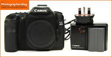 Fotocamera Canon EOS 40D Fotocamera DSLR, BATTERIA, CARICABATTERIE GRATIS UK