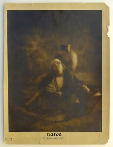 Photo-Cornelius-M-Battey-Pictorialisme-Naida-An-Egyptian-Water-Girl-1915