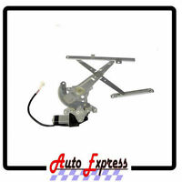 Toyota Rear Left Side Power Window Regulator With Motor