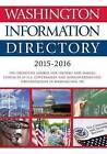 Washington Information Directory 2015-2016 by CQ Press (Hardback, 2015)