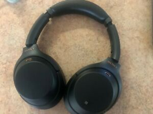 Sony-WH-1000xM3-Bluetooth-Wireless-Noise-Canceling-Stereo-Headphones-Black