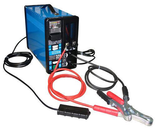Profi Batterielader 24V 12V Batterie Start-// Ladegerät