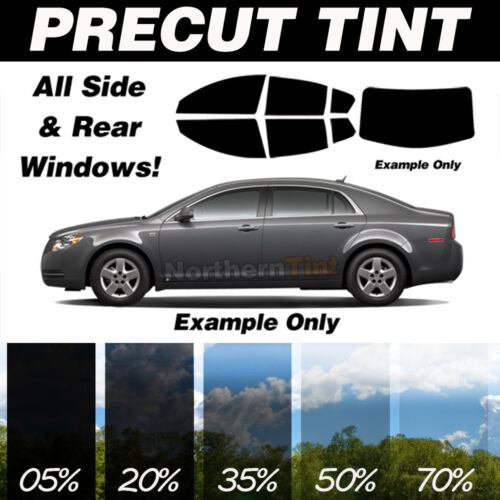 Precut All Window Film for Jeep Liberty 02-07 any Tint Shade