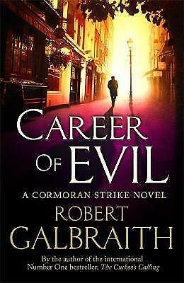 1 of 1 - Career of Evil by Robert Galbraith (Paperback, 2015)