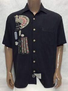 Nat Nast Mens King Cord Shirt