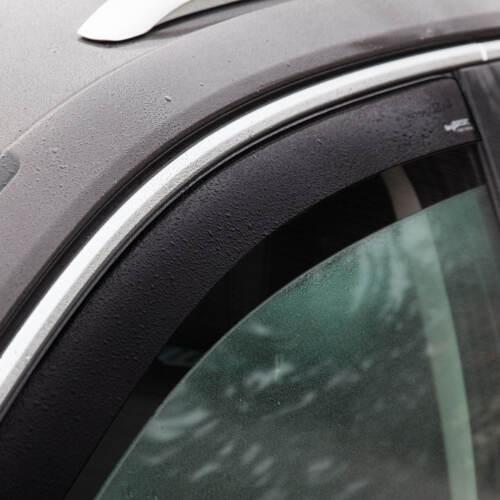 Climair Windabweiser Mercedes Viano 2 Vito 2 Typ W639  mit ABE Tiefschwarz 1Paar