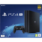 Sony PlayStation 4 Pro 1TB Konsole - Schwarz
