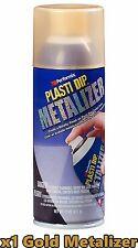 Performix 11211 Plasti Dip Enhancer Gold Metalizer Single Aerosol Spray Can 11oz