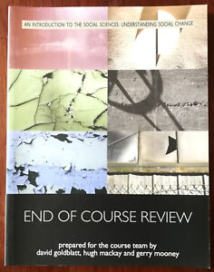 Open-University-An-Introduction-To-Social-Sciences-End-Of-Course-Review