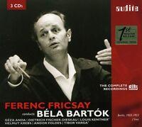 Ferenc Fricsay, B. B - Ferenc Fricsay Conducts Bela Bartok [new Cd] on sale