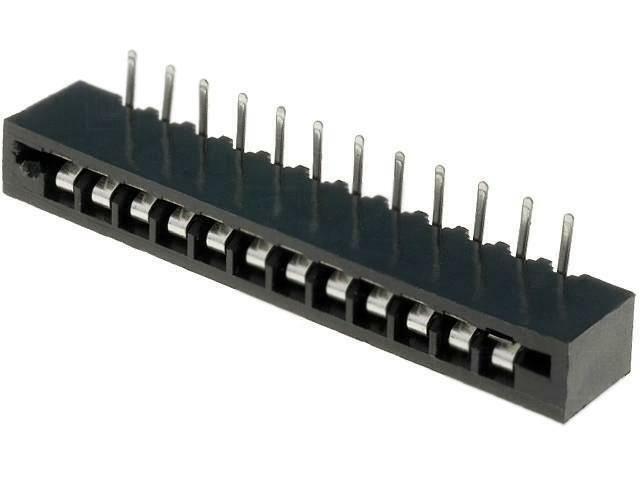 gerade THT PIN 15 NON-ZIF  verzinnt DS1020-15ST1D FFC FFC Steckverbinder FPC
