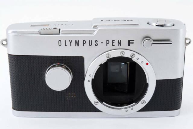 #C2008YA,(JAPAN)Olympus Pen FT 35mm SLR Film Camera Body Only,Half size film