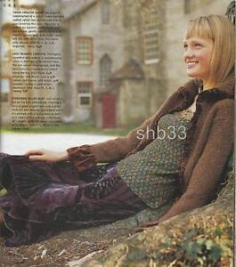 En Tweed 2 Maille Sur Rare Anthropologie 0 Cardigan 2000 Dormir Veste Neige Xs La jqSLzMpGUV