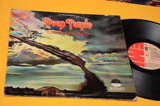 DEEP PURPLE LP STORMBRINGER 1°ST ORIG MESSICO 1974 EX COPERTINA CARTONATA RARE !