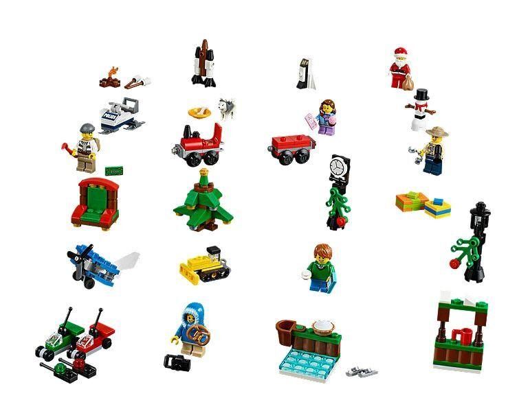 LEGO® City 60099 Adventskalender NEU OVP_ Advent Advent Advent Calendar NEW MISB NRFB 412871