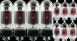 Tubo Set-Para Fender Fender Fender Dual Showman Reverb JJ Electronics APEX emparejado  suministro de productos de calidad